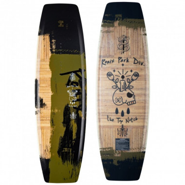 Ronix Wakeboard Top Notch Pro All Over Flex 2020 (Wakeboard)
