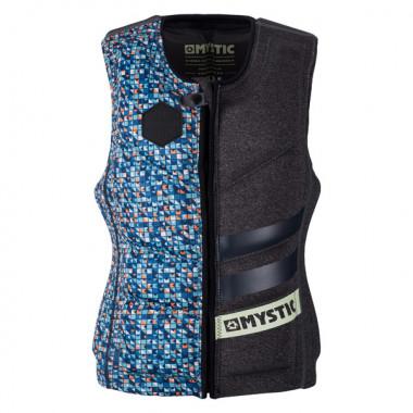 Mystic Lior Sofer Wakeboard Impact Vest Front-zip