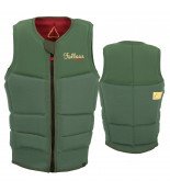 Follow Mitch Mens Jacket wakeboard vest Emerald