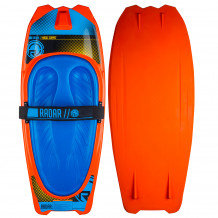 Kneeboard Radar Magic Carpet Red