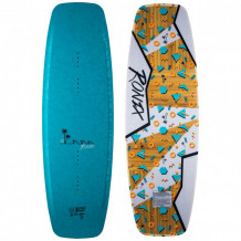 Ronix Dames Wakeboard Spring Break All Over Flex 2020 (Wakeboard)